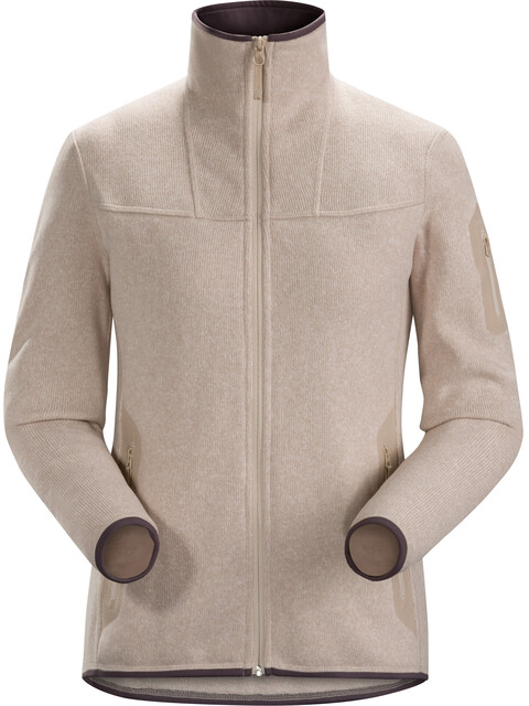 Arc'teryx Covert - Veste Femme - beige